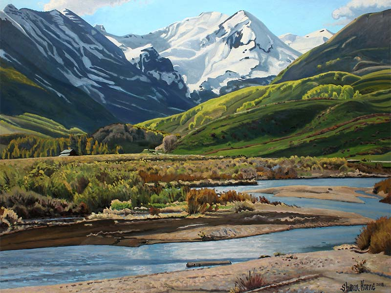 Crested Butte Fine Art Gallery